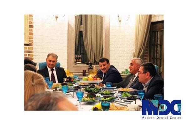 گروه مدرن در باکو آذربایجان