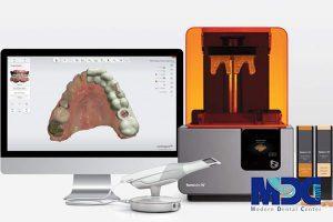 کاربرد پرینتر سه بعدی در دندانپزشکی