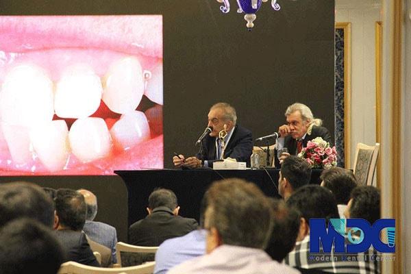 سمپوزیوم کاشت دندان-کلینیک دندان پزشکی مدرن