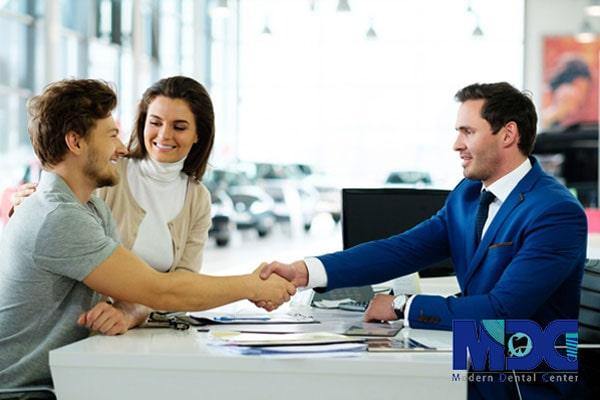مدیریت ارتباط با مشتریان در خدمات دندانپزشکی