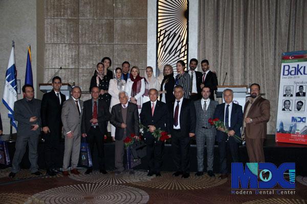 تیم مدرن در سمپوزیوم باکو