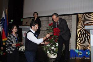 دکتررامین فهیما در کنگره باکو
