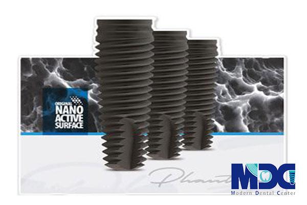 کاشت دندان با استفاده از فناوری نانو