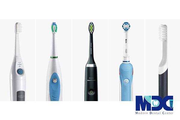 تاثیر مسواک برقی بر بهداشت ایمپلنت-کلینیک دندان پزشکی مدرن