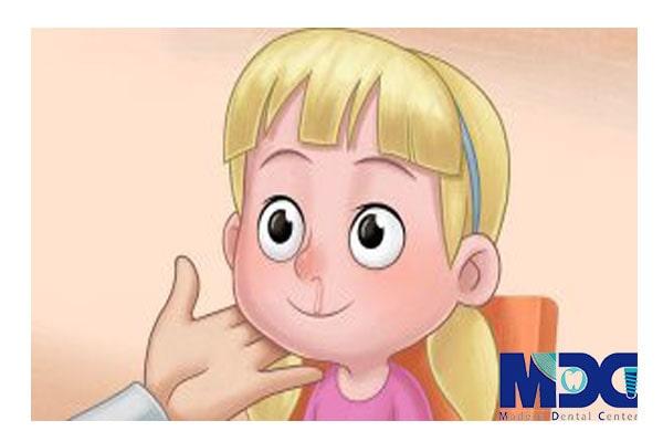 ایمپلنت دندان در افراد با شکاف کام