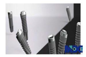 نانو اسپری ضدباکتری روی سطح ایمپلنت