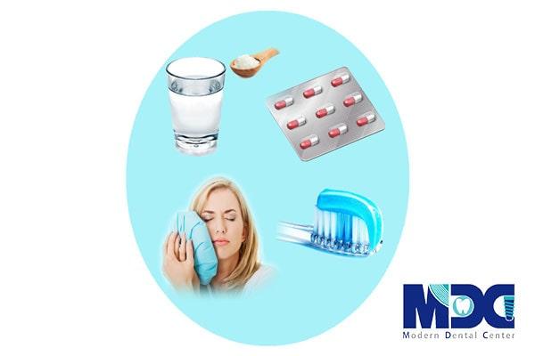 کاهش درد ایمپلنت