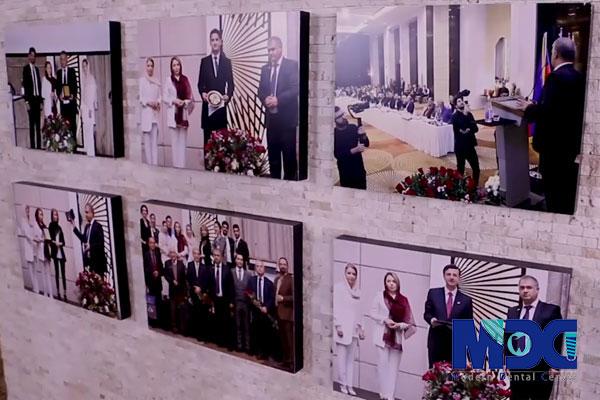 عکس های کنگره دندانپزشکی در آذربایجان