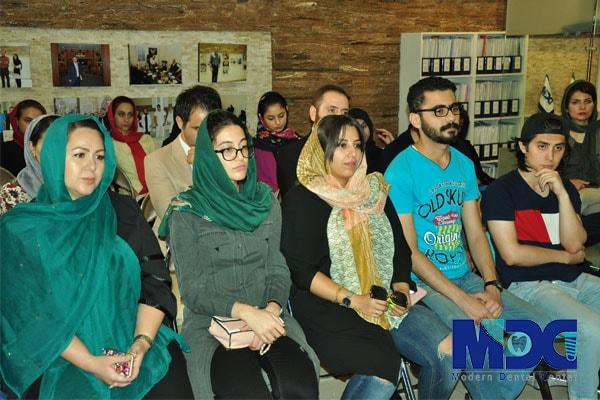 جمعی از دانشجویان باکو