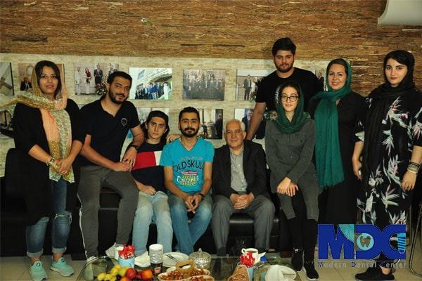 آموزش مقدماتی پروتز ایمپلنت دانشجویان دندانپزشکی باکو
