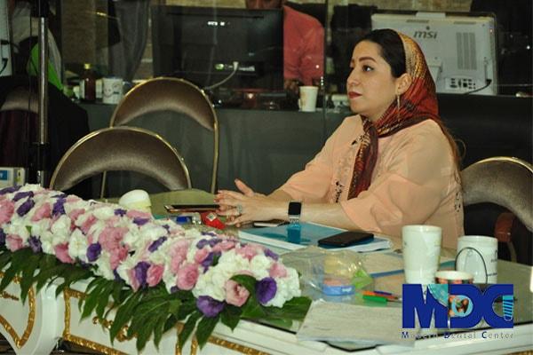 دکتر زهرا حمیدی کارشناس پروتز