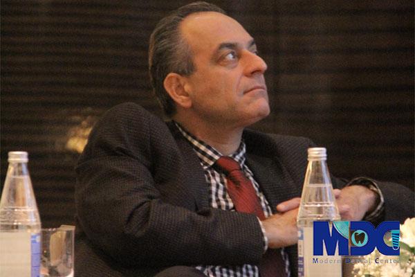 دکتر فهیما در سمپوزیوم آذربایجان باکو