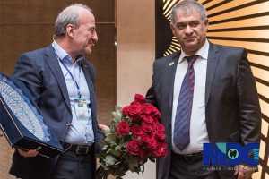 اساتید برجسته در سمپوزیوم باکو