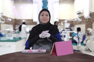 انتخاب تری مناسب قالب گیری ایمپلنت دندان