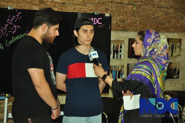 دانشجو باکو آقای ممدف