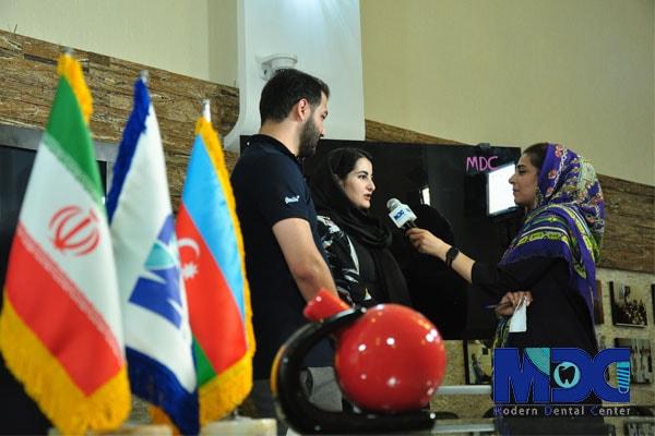 دانشجو باکو خانم محرم زاده