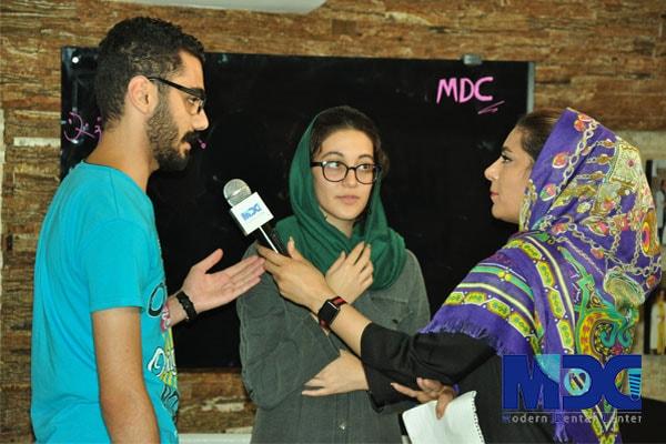 مصاحبه با دانشجویان دندانپزشکی باکو