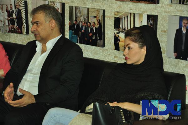 بابک مسلمی مدیرعامل مدرن
