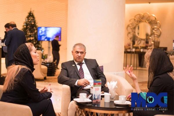 جلسات مدیرعامل مدرن در باکو