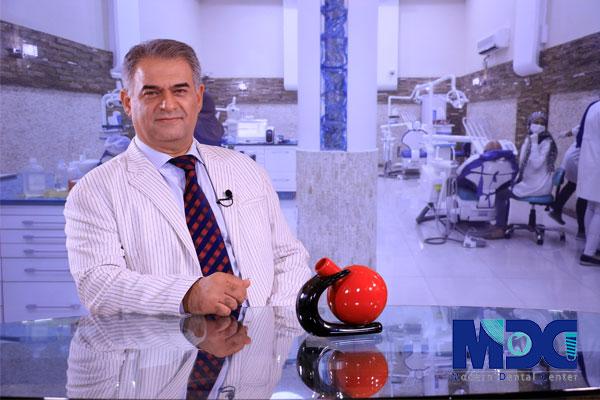 انتخاب لوکیشن در mba دنتال با بابک مسلمی