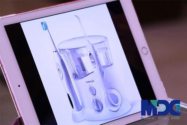 استفاده از واترجت در پیشگیری از پوسیدگی دندان