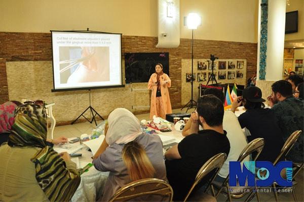 دکتر زهرا حمیدی کارشناس پروتز دندانی