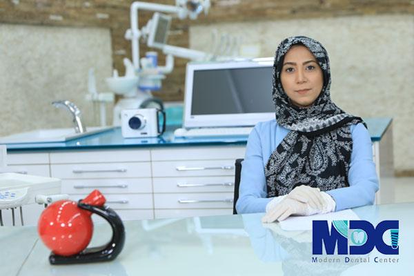 دندان مصنوعی متکی بر پایه ایمپلنت