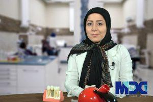 زهرا حمیدی کارشناس پروتز