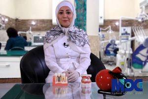 دکتر زهرا حمیدی-بروزترین روش کاشت ایمپلنت