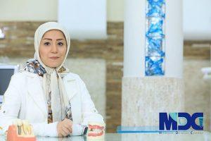 زهرا حمیدی - ایمپلنت در تهران