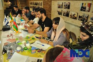 دانشجویان باکو - دوره های آموزش پروتز