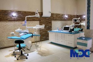 محیط درمان کلینیک دندانپزشکی مدرن