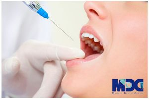 بی حسی موضعی در دندانپزشکی