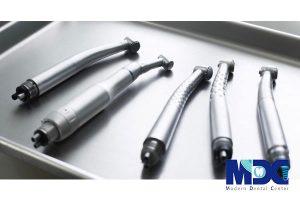 انواع هندپیس های دندانپزشکی