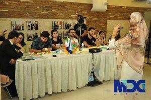 دانشجویان باکو - فیلم نکات تکمیلی دوره آموزش پروتز