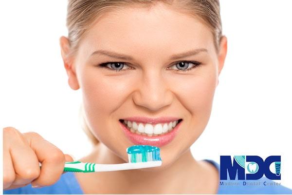 بهداشت کامپوزیت دندان