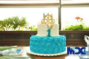 کیک افتتاحیه شعبه دوم مدرن