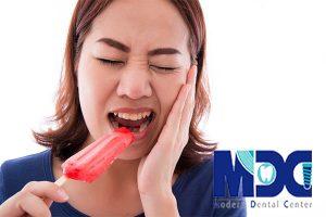 ترمیم حساسیت دندان!