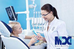 دندانپزشکی کودکان-کلینیک دندانپزشکی مدرن