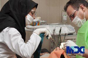 دوره آموزش دستیاری دندانپزشکی - کلینیک دندانپزشکی مدرن