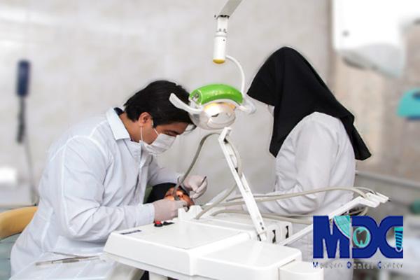 پوزیشن دندانپزشک | قسمت ششم