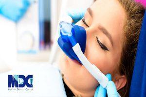 ایمپلنت-با-بیهوشی-کلینیک-دندانپزشکی-مدرن