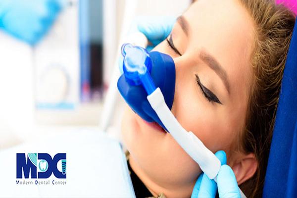 مزیت بیهوشی بیمار در ایمپلنت دندان