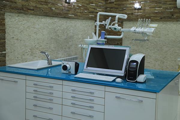 کلینیک - دندانپزشکی- مدرن