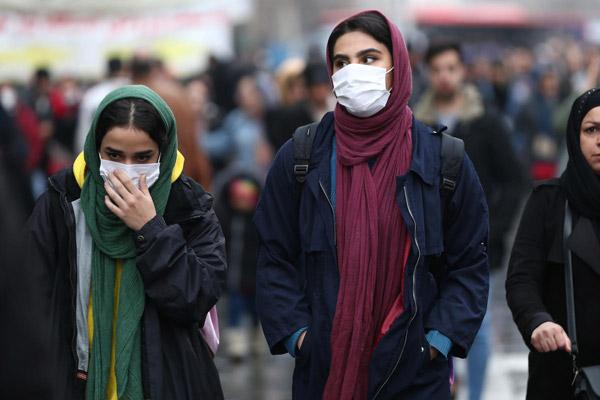 دنیاگیری کرونا ویروس در ایران