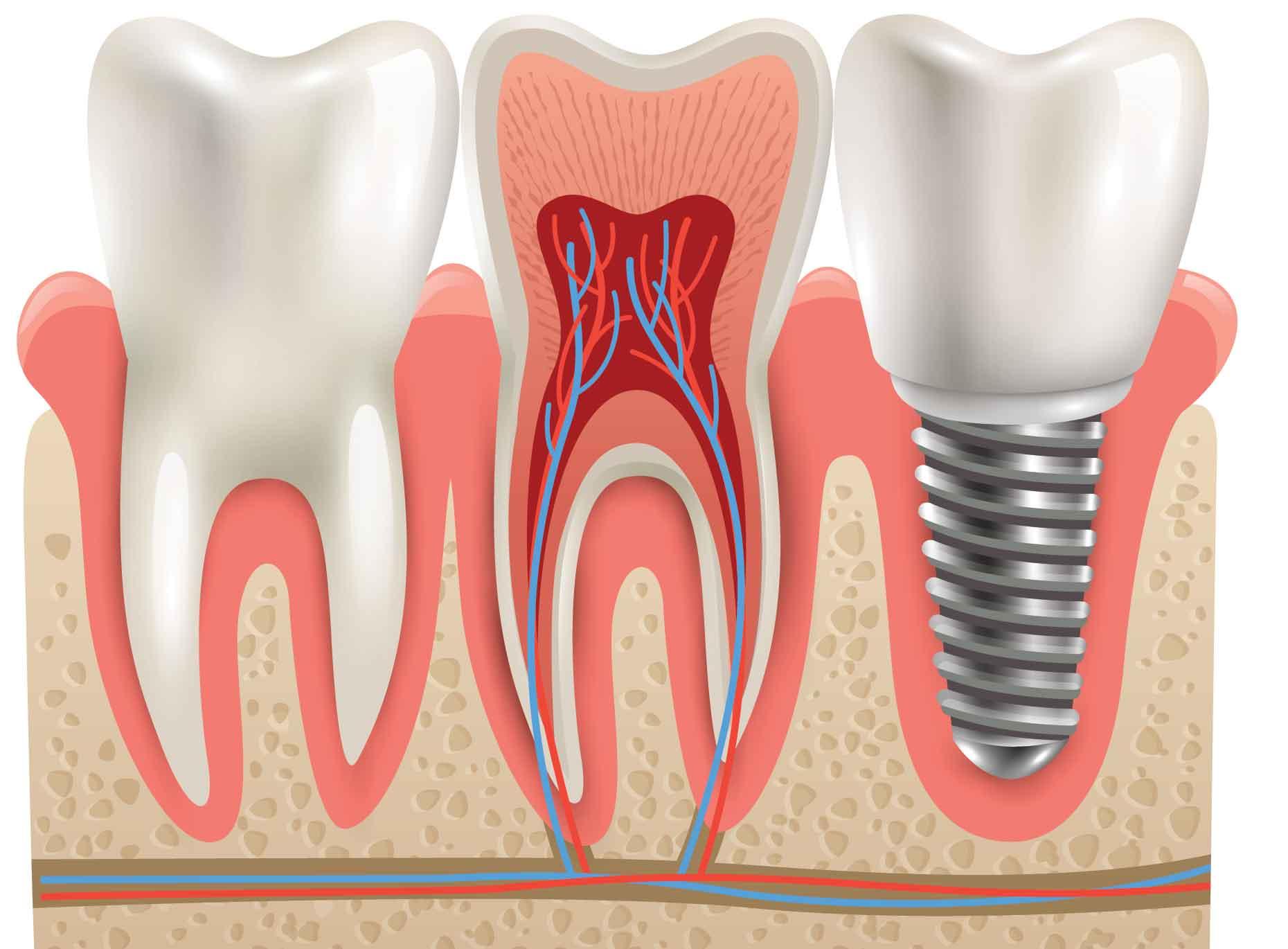 سیستم دهانی و دندانی بیمار