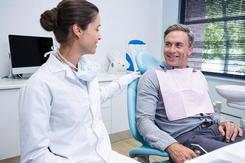 رابطه دوستانه دندانپزشک