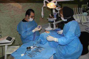 دستیار دندانپزشکی