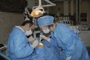 رابطه دستیار با دندان پزشک