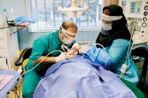 آموزش دستیاری دندان پزشکی